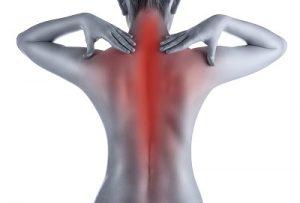 Pijn Tussen De Schouderbladen Middenrug Inmovement Massage